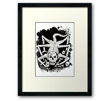 Man Eater Deadly Scorpion Framed Print