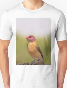 Waxbill - Colorful Birds from Africa Unisex T-Shirt