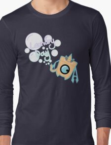 Laundry Day with Rotom Wash Long Sleeve T-Shirt