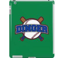 Dinger iPad Case/Skin