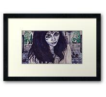 Queen Berúthiel Framed Print