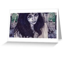 Queen Berúthiel Greeting Card
