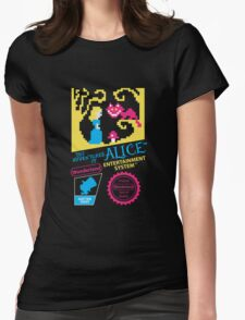 The Adventures of Alice Womens Fitted T-Shirt