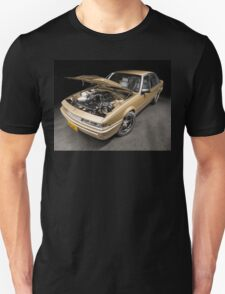 Dimitri's Turbo LS VL Holden Commodore Unisex T-Shirt