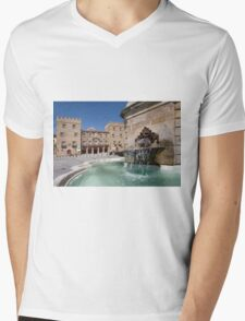 Palace of Revillagigedo, Gijon Mens V-Neck T-Shirt