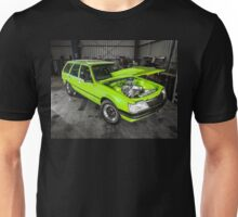 Pete's LS1-powered VH Holden Commodore Unisex T-Shirt