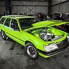Pete's LS1-powered VH Holden Commodore by HoskingInd
