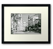 The Homecoming Framed Print