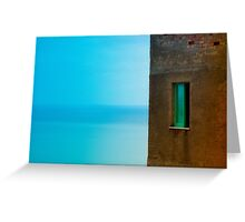 Amalfi Coast Greeting Card