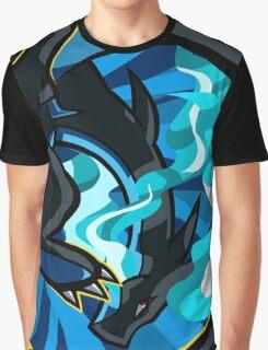 Smokyblue Graphic T-Shirt