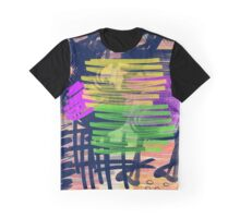 Abstract Urban  Graphic T-Shirt