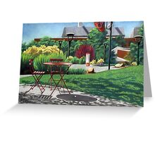 University of Utah Union Serenity Greeting Card