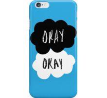 Okay Okay iPhone Case/Skin