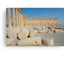 Ruins of Palmira Canvas Print