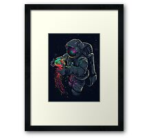 Space Fun Framed Print