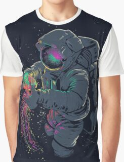 Space Fun Graphic T-Shirt