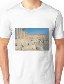 Ruins of Palmira Unisex T-Shirt
