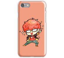 Defender of Justice! iPhone Case/Skin