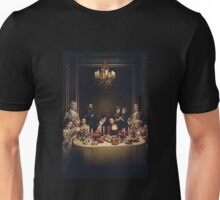 Outlander - Season 2 - The Dinner Party - Jamie & Claire Unisex T-Shirt