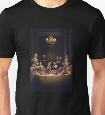 Outlander - Season 2 - The Dinner Party - Jamie & Claire Unisex T-Shirt