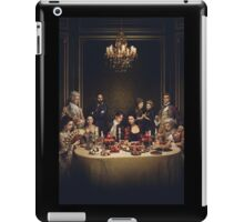 Outlander - Season 2 - The Dinner Party - Jamie & Claire iPad Case/Skin