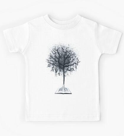 Book of Life Tree Kids Tee