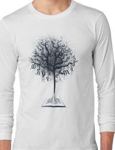 Book of Life Tree Long Sleeve T-Shirt