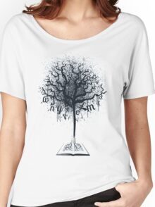 Book of Life Tree Women's Relaxed Fit T-Shirt