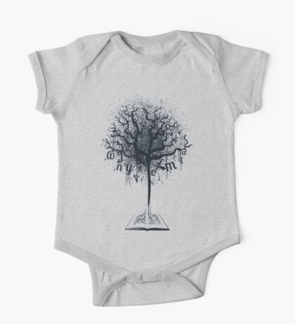 Book of Life Tree One Piece - Short Sleeve