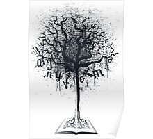 Book of Life Tree Poster