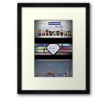 Community - Full Poster Framed Print