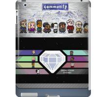 Community - Full Poster iPad Case/Skin