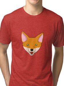 Let's get Foxxy. Tri-blend T-Shirt