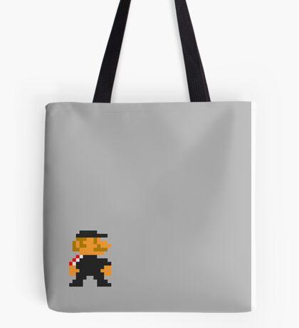 N7 Mario Tote Bag