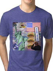 4th of July Tri-blend T-Shirt