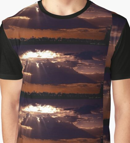 Hole In The Sky  © Vicki Ferrari Graphic T-Shirt