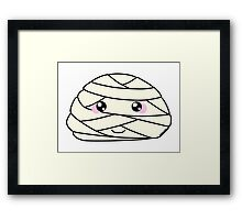 Mummy - Halloween collection Framed Print