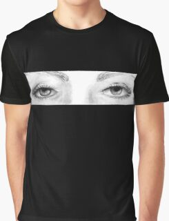 The Eyes Graphic T-Shirt