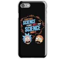 Science Morty iPhone Case/Skin