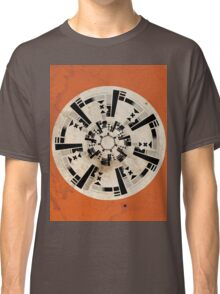 Abstract Location Classic T-Shirt