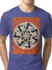 Abstract Location Tri-blend T-Shirt