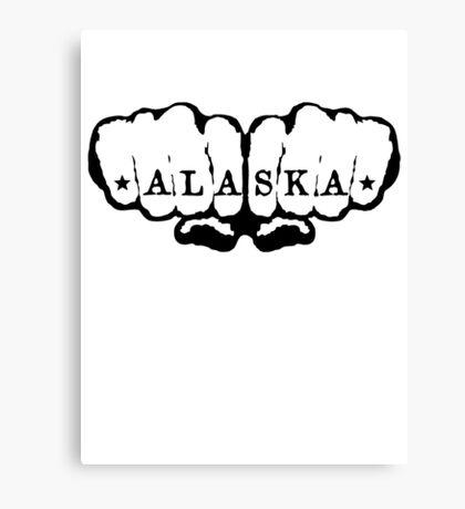 Alaska! Canvas Print