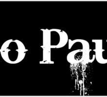 Sao Paulo - Sticker Sticker