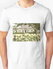 White on White Seems Right T-Shirt