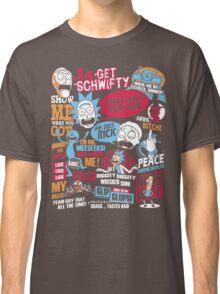 Rick and Morty II Classic T-Shirt
