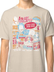 Rick and Morty II Classic T-Shirt