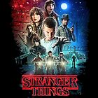 Stranger Things by Raj29