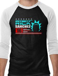 Rick Sanchez !! Men's Baseball ¾ T-Shirt