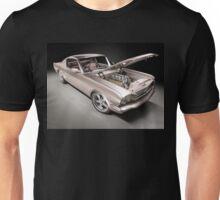 Michael Sande's Ford Mustang Fastback Unisex T-Shirt