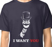 Uncle FSociety Mr Robot I Want You Classic T-Shirt